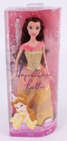 """Paige O'Hara Signed """"Beauty and the Beast"""" Princess Belle Doll Inscribed """"Belle"""" (PSA COA)"""