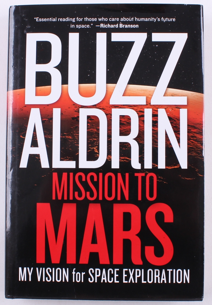 buzz aldrin mission to mars pdf