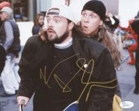 "Kevin Smith & Jason Mewes Signed ""Mallrats"" 8x10 Photo (JSA COA)"