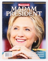 "Hillary Clinton ""Madam President"" Recalled Newsweek Special Commemorative Edition Magazine"