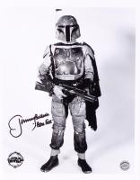 "Jeremy Bulloch Signed ""Star Wars"" 8x11 Photo Inscribed ""Boba Fett"" (Legends COA)"