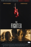 "Mark Wahlberg Signed ""The Fighter"" 12x18 Photo (JSA COA)"