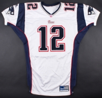 Tom Brady 2001 Game-Used Patriots Jersey (Mears LOA)
