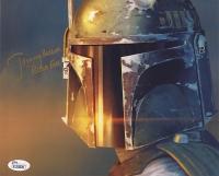"Jeremy Bulloch Signed Star Wars 8x10 Photo Inscribed ""Boba Fett"" (JSA COA)"