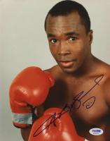 Sugar Ray Leonard Signed 8x10 Photo (PSA COA)