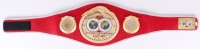 Mike Tyson Signed International Boxing Federation High Quality Replica Full-Size Belt (JSA COA)
