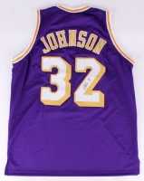 Magic Johnson Signed Lakers Jersey (JSA COA) at PristineAuction.com