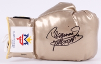 "Manny ""Pacman"" Pacquiao Signed Boxing Glove (Pacquiao COA)"