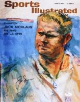 """Jack Nicklaus Signed """"Sports Illustrated"""" 11x14 Photo (JSA COA)"""