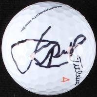 Jordan Spieth Signed Golf Ball (JSA LOA)