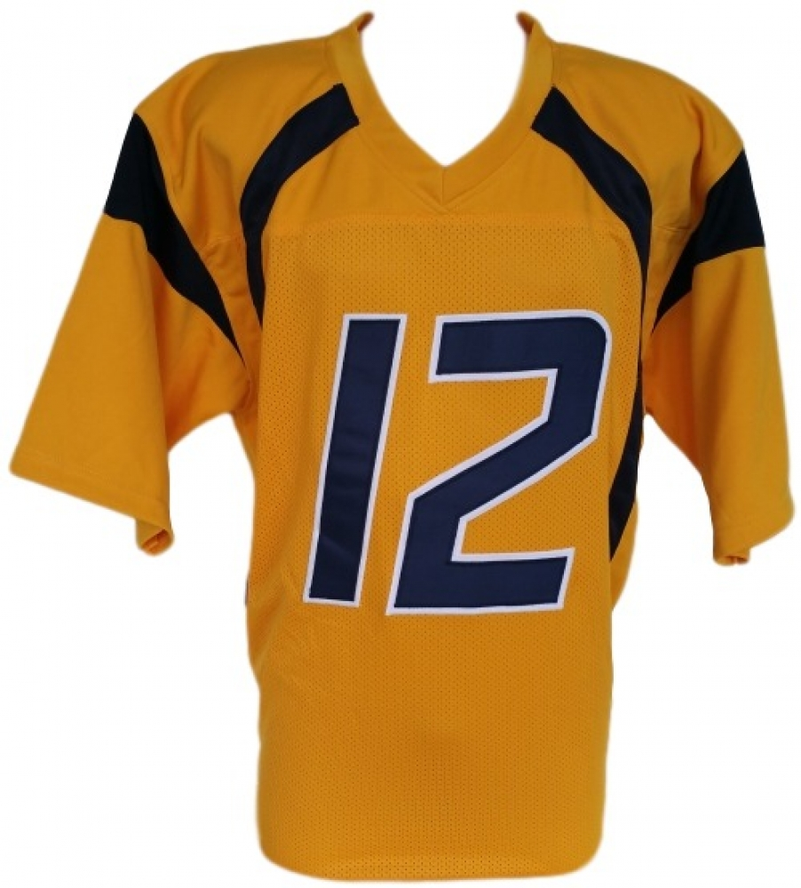 ... geno smith signed west virginia mountaineers jersey (psa coa) at  pristineauction 805f6e923