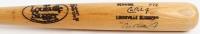 Cal Ripken Jr. Signed Custom Engraved Louisville Slugger Baseball Bat (JSA COA)