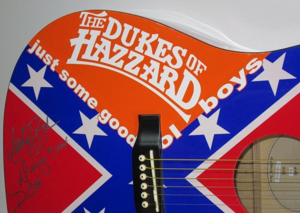 Nice Tom Wopat & John Schneider Signed Dukes Of Hazzard Photo W/ Hologram Coa Autographs-original