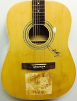 Carrie Underwood Signed DeRosa Acoustic Guitar (JSA COA)