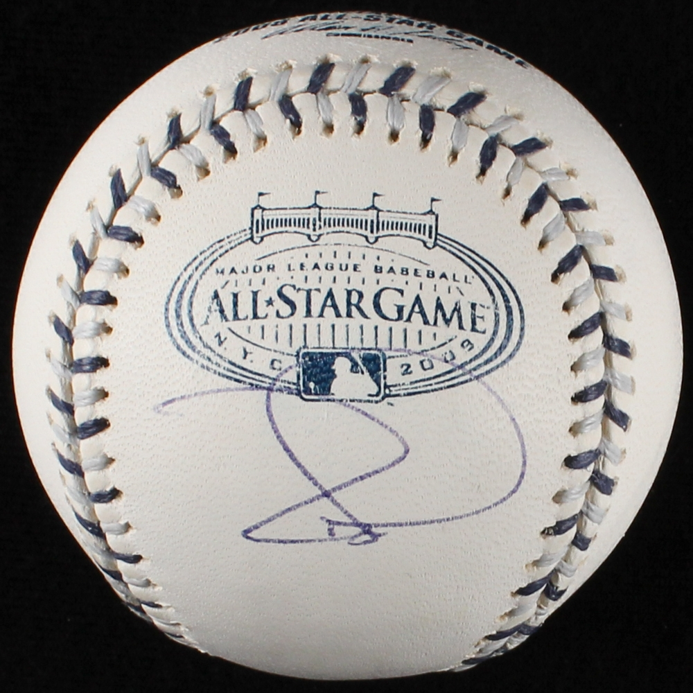 Tim Lincecum Signed 2008 All Star Game Baseball JSA COA At PristineAuction