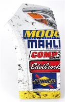 Kevin Harvick 2016 Corner Nose NASCAR Race-Used Sheet Metal from Martinsville (Chase Race)