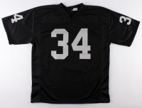 Bo Jackson Signed Raiders Jersey (JSA COA) at PristineAuction.com