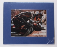 Batman Returns: The Movie Collector's Edition 19x16 Custom Matted Zanart Movie Lobby Card