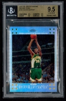 2007-08 Topps Chrome Refractors #131 Kevin Durant #560/1499 (BGS 9.5) at PristineAuction.com