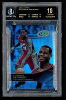 2003 eTopps #43 LeBron James /10000 (BGS 10)