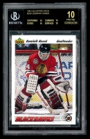 1991-92 Upper Deck #335 Dominik Hasek RC (BGS 10)