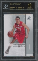 2011-12 SP Authentic #23 Klay Thompson (BGS 10)