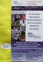Bubba Watson Signed 2014 Masters Golf Pin Flag (JSA COA) at PristineAuction.com