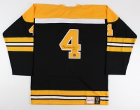 Bobby Orr Signed Authentic Mitchell & Ness 1971-1972 Throwback Bruins On-Ice Game Jersey (Orr COA)