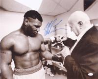 Mike Tyson Signed 16x20 Photo (JSA COA)