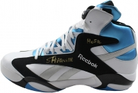 """Shaquille O'Neal Signed Reebok Sneaker Inscribed """"HOF 16"""" (Steiner COA) at PristineAuction.com"""