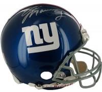 Eli Manning Signed Giants Full-Size Helmet (Steiner COA) at PristineAuction.com