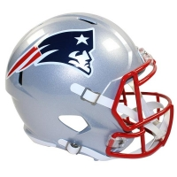 Rob Gronkowski Signed Patriots Full Size Speed Helmet (Steiner COA) at PristineAuction.com
