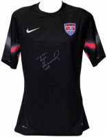 "Tim Howard Signed Team USA Nike Soccer Jersey Inscribed ""USA"" (JSA COA & Howard Hologram)"