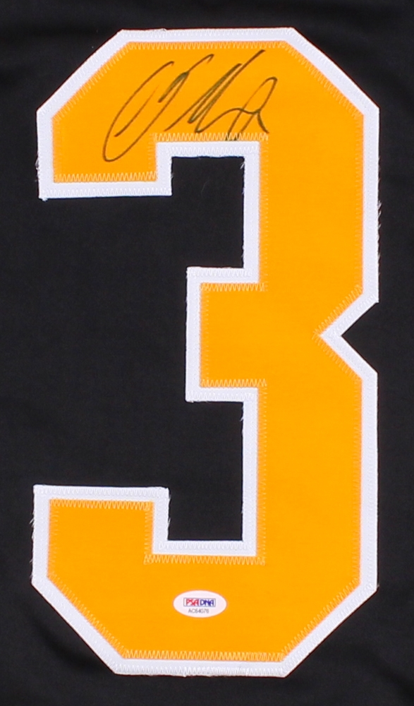 f28d64793 Olli Maatta Signed Penguins Jersey (PSA COA) at PristineAuction.com