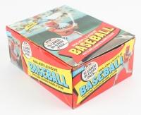 1980 Topps Baseball Wax Box of (36) Packs