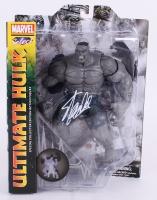 """Stan Lee Signed """"Ultimate Hulk"""" Marvel Select Action Figure (Lee Hologram & Radtke COA)"""