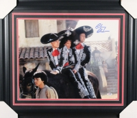 "Chevy Chase Signed ¡Three Amigos! 23"" x 27"" Custom Framed Photo Display (PSA)"