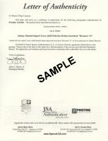 "Arnold Palmer Signed 2013 ""Par Three Contest"" Masters Golf Pin Flag (JSA ALOA) at PristineAuction.com"