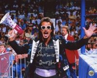 "Jimmy Hart Signed 8x10 Photo Inscribed ""Mouth of the South"" & ""2005 HOF"" (TSE COA)"