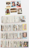 1964 Topps Partial Set of (511/587) Baseball Cards with #50 Mickey Mantle, #300 Hank Aaron, #200 Sandy Koufax
