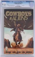 """2006 """"Cowboys & Aliens"""" Gold Edition Platinum Studios Comic Book (CGC 9.8)"""