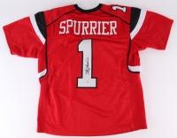 Steve Spurrier Signed South Carolina Gamecocks Jersey (PSA)