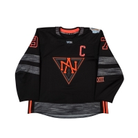 Connor McDavid Signed North America World Cup of Hockey Jersey (UDA COA) at PristineAuction.com