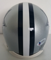 Jay Novacek Signed Cowboys Mini-Helmet (Beckett COA) at PristineAuction.com