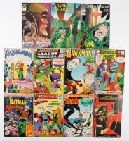 Lot of (11) 1964-1989 DC Comic Books