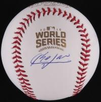 Aroldis Chapman Signed Official 2016 World Series Baseball (Schwartz COA)