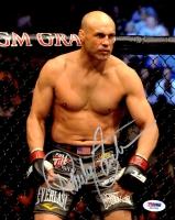 Randy Couture Signed UFC 8x10 Photo (PSA COA)