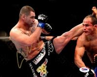 Cain Velasquez Signed UFC 8x10 Photo (PSA COA)