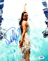 Natalie Coughlin Signed 8x10 Photo (PSA COA)