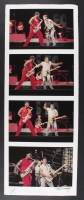 """David Denenberg - Bruce Springsteen """"The Big Man And The Jersey Devil"""" Signed Limited Edition 15.88"""" x 42"""" Fine Art Giclee on Paper #2/275 (Pop Culture Vault COA & PA LOA)"""